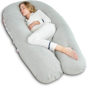 AngQi 65-inch Full Body Support Pillow