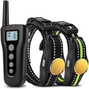 Bousnic Dog Training Collar - 1000ft Remote Range