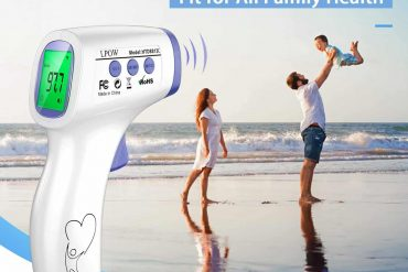 Digital Infrared Forehead Thermometers