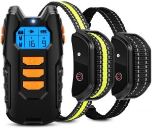 Flittor Dog Training Collar with 3 Training Modes