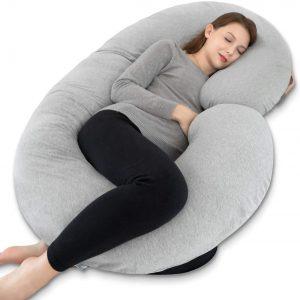 INSEN Pregnancy C Shaped Pillow