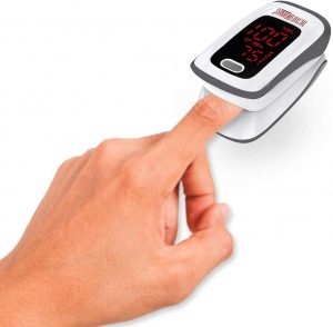 SantaMedical Fingertip Pulse Oximeter