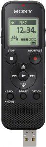 Sony ICD-PX370 Mono Digital Voice Recorder