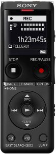 Sony ICD-UX570 Digital Voice Recorder