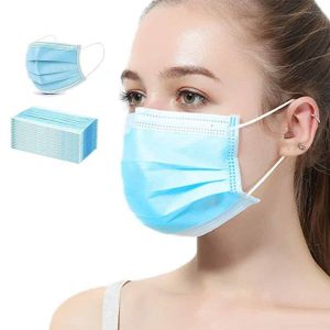 VCAN 3-Ply Safety Disposable Face Mask