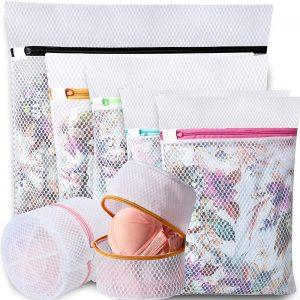 BAGAIL 7 Honeycomb Laundry Bag for Machine washing