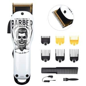 BESTBOMG Professional Grooming Hair Clippers