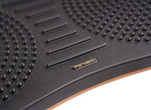 FEZIBO Anti Fatigue Mat with Ergonomic Design
