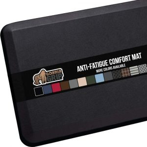 GORILLA GRIP Extra Thick Anti-Fatigue Comfort Floor Mat