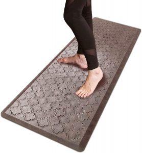 HEBE Oversized Anti Fatigue Comfort Mats for Kitchen Floor
