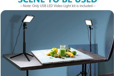 LED Photography Studio Lights