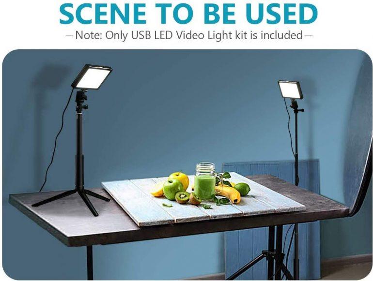 LED Photography Studio Lights