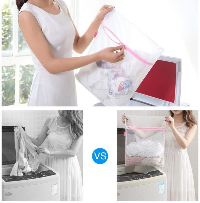 Gogooda 7 Pcs Mesh Laundry Bags for Machine washing