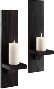 LocalBeavers Wall Mount Candle holder