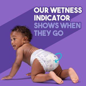 Luvs Newborn Diaper Size 1