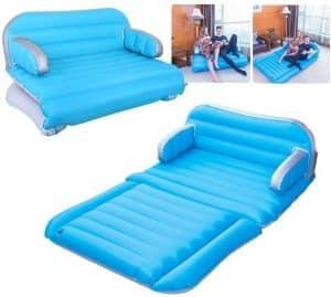 QDH air Mattress Inflatable Car Bed