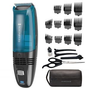 Remington Hc6550 Cordless Vacuum Hair Clippers for Men