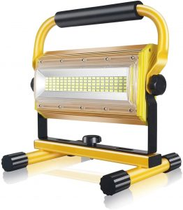 SONEE Portable Rechargeable LED Floodlight Worklight