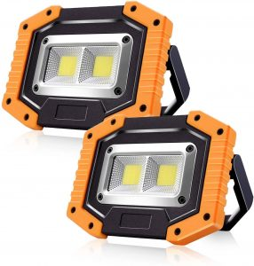 SONEE Rechargeable COB LED Flood Waterproof Work Light