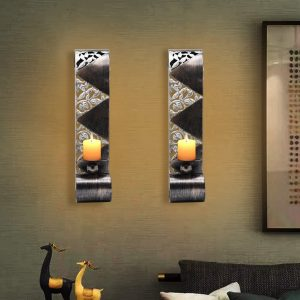 Shelving Solution Wall Mount Candle Holder