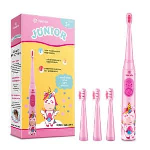 Vekkia Sonic Rechargeable Kids Electric Toothbrush