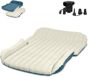 WEY&FLY SUV Air Inflatable Car Bed Mattress