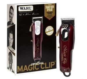 Wahl Hair Clipper for Barbers and Stylists