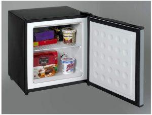 Avanti VFR14PS-IS Reversible Door Mini Refrigerator