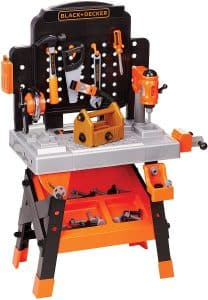 BLACK+DECKER Power Tool Workshop For kids