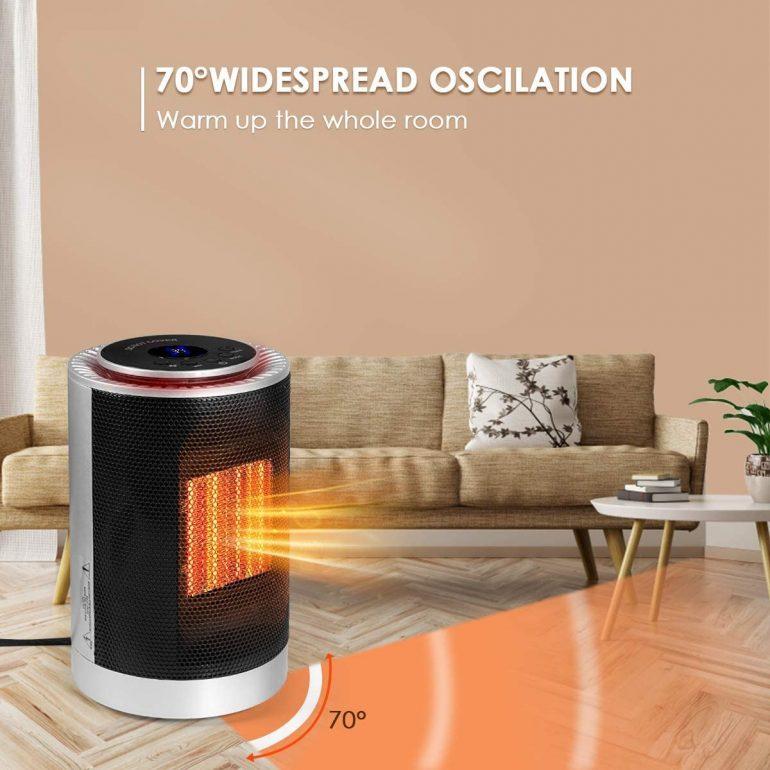 Battery Powered Heater