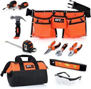 DIY Jr Forged Tool Set for Kids