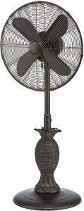 Designer Aire Indoor/Outdoor Standing Floor Fan