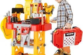 Durable Kids Tool Set