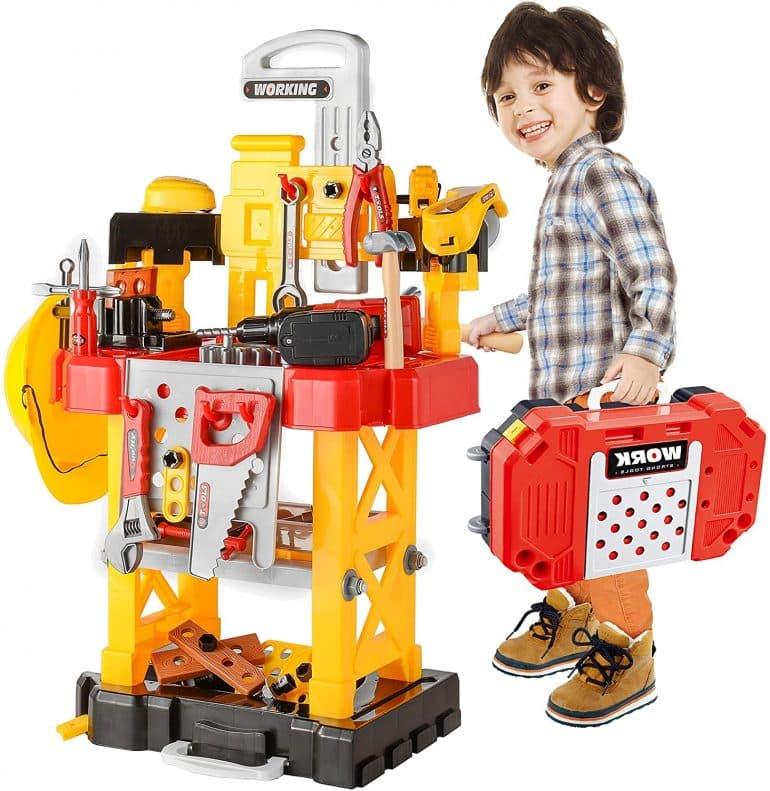 Durable Kids Tool Set