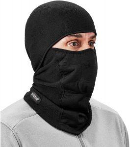 Ergodyne N-Ferno Ski Mask, Black