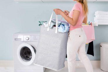 Freestanding Laundry Hamper