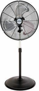 Hurricane HGC736472 20 Inch Pedestal Fan