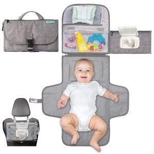 Kopi Baby Portable Waterproof Travel Diaper Changing Pad