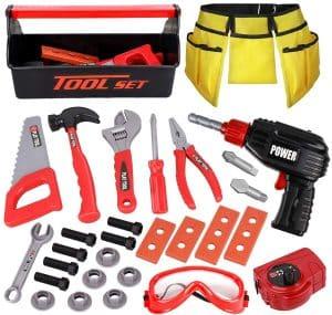 LOYO Durable Kids Tool Set