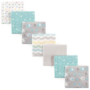 Luvable Friends Unisex Baby Blankets Bundle