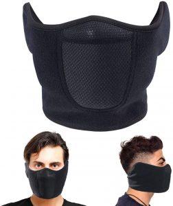 Omenex Half Face Mask for Men and Women (Half-face)