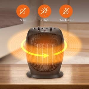 PELONIS PHTA1ABB Space Heater for Every Season