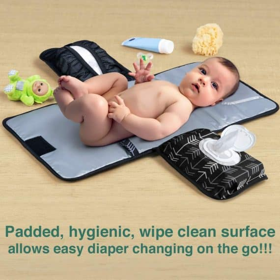 Portable Changing Pads