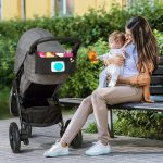Top 10 Best Stroller Caddy Organizers in 2021​ Reviews | Buyer's Guide
