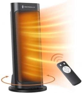 TaoTronics PTC Space Heater with an LED Display