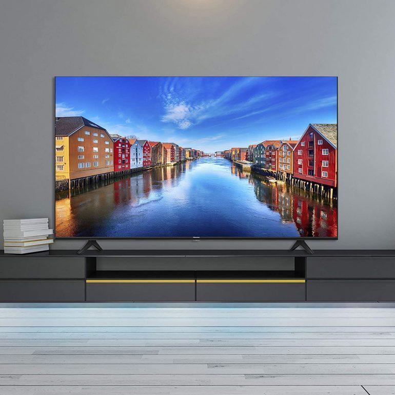 50-Inch 4k TV