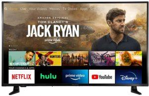 All-New Insignia 50-inch Smart TV