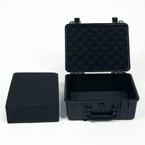 HUL Small Military Style Pluck Foam Interior Hard Case