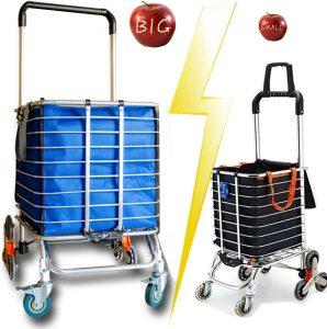 Hereinway Foldable Shopping Cart