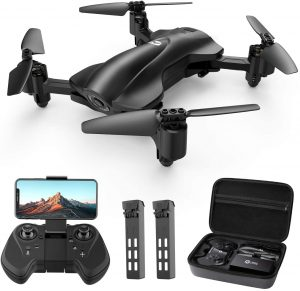 Holy Stone HS165 Foldable GPS FPV Drones with Circle Fly